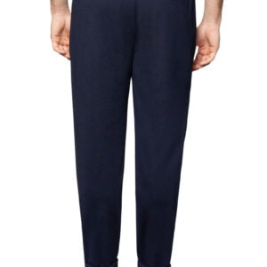 Jax Jersey Cuffed Pant Navy