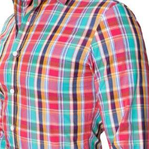 Seb Multi Check Shirt Multi