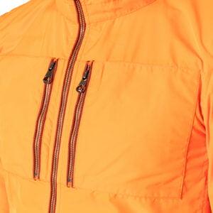 Nash Slicker Jacket Orange