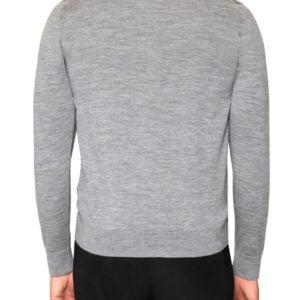 Jake Sport Zip Knit Light Grey