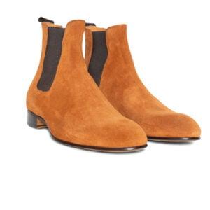 Dante Chelsea Boot Tan