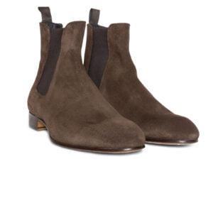 Dante Chelsea Boot Dark Brown