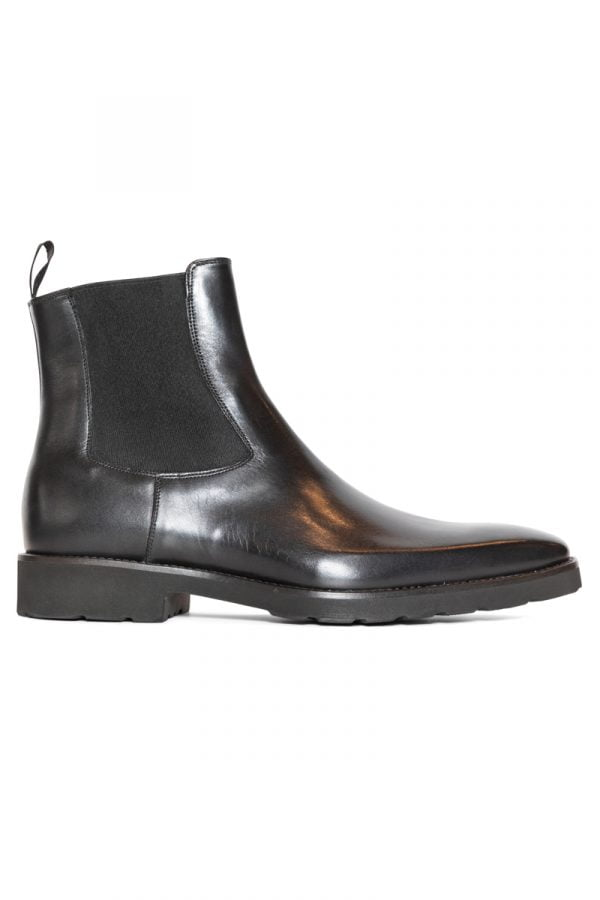 Andy Chelsea Boot Black
