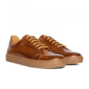 Francis Lux Sneaker Tan