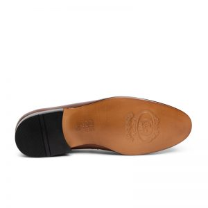 Troy Penny Loafer TAN